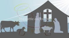 Away in a Manger With Lyrics Played on the Piano by Willi Rose
