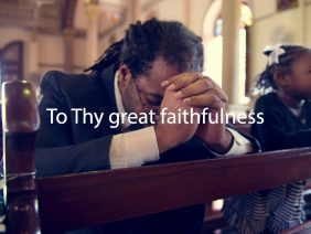Great is Thy Faithfulness | HD Played By Willi Rose With Lyrics