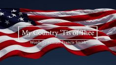 My Country Tis of Thee | HD Played by Willi Rose with Lyrics