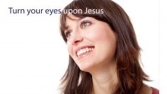 Turn Your Eyes Upon Jesus | Played by Willi Rose with Lyrics