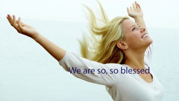 We Are So Blessed HD Played by Willi Rose with Lyrics